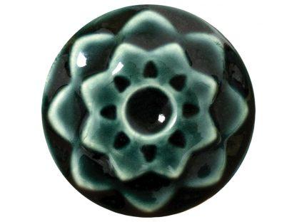 venta de esmalte para cerámica amaco celadon C-49 rainforest alt temperatura