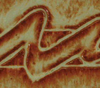 venta de esmalte para cerámica amaco potters choice Pc-32 albany slip brown alta temperatura