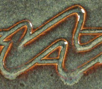 venta de esmalte para cerámica amaco potters choice Pc-33 iron lustre alta temperatura