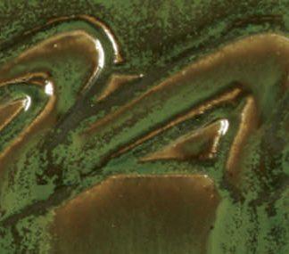 venta de esmalte para cerámica amaco potters choice Pc-42 seaweed alta temperatura