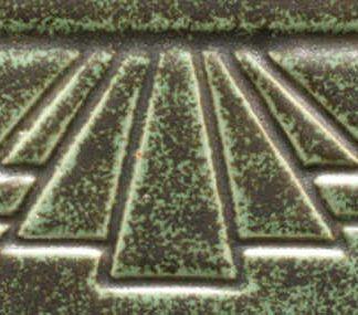 venta de esmalte para cerámica amaco potters choice Pc-48 art deco green alta temperatura