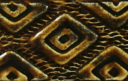 venta de esmalte para cerámica potters choice Pc-62 textured amber brown alta temperatura