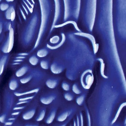 venta de esmalte para cerámica amaco Low Fire Gloss Lg-21 dark blue baja temperatura