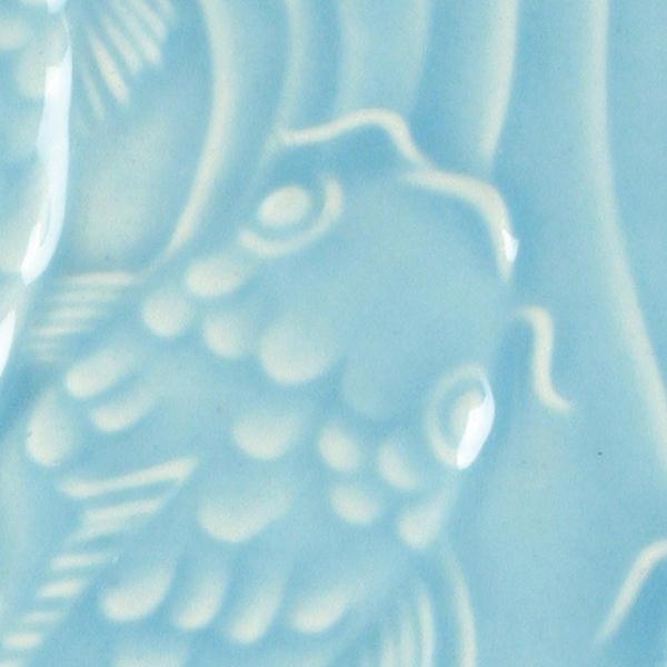 venta de esmalte para cerámica amaco Low Fire Gloss Lg-24 light blue baja temperatura