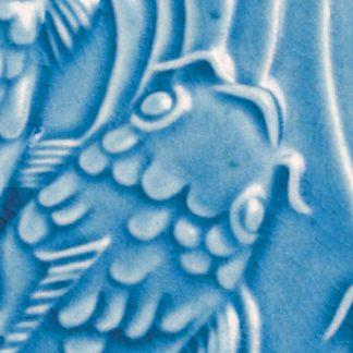 venta de esmalte para cerámica amaco Low Fire Gloss Lg-27 turquoise crackle baja temperatura