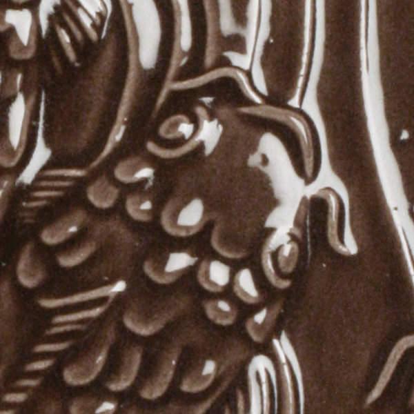 venta de esmalte para cerámica amaco Low Fire Gloss Lg-30 chocolate brown baja temperatura