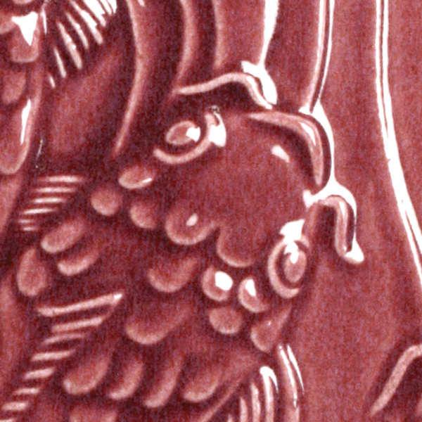 venta de esmalte para cerámica amaco Low Fire Gloss Lg-34 red brown baja temperatura
