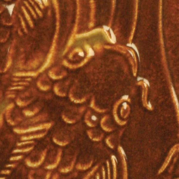 venta de esmalte para cerámica amaco Low Fire Gloss Lg-36 freckle brown baja temperatura