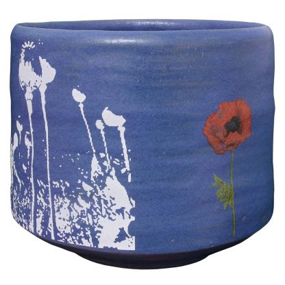 venta de esmalte para cerámica amaco Low Fire Matt Lm-20 blue iris baja temperatura