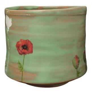 venta de esmalte para cerámica amaco Low Fire Matt Lm-42 parakeet green black baja temperatura
