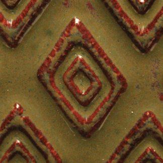 venta de esmalte para cerámica amaco artists choice A-32 iron saturate baja temperatura
