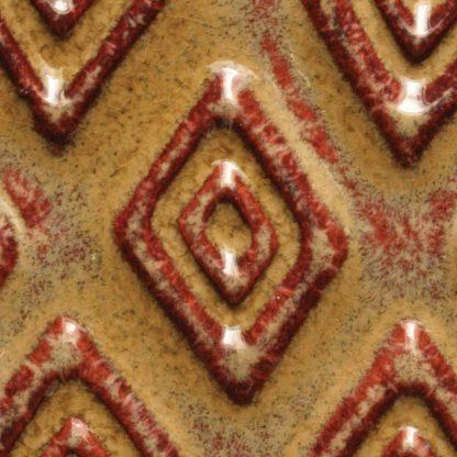 venta de esmalte para cerámica amaco artists choice A-62 camel baja temperatura