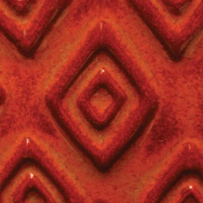 venta de esmalte para cerámica amaco artists choice A-66 burnt orange baja temperatura