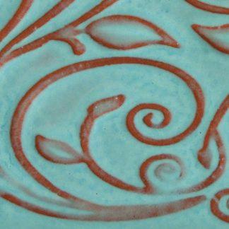 venta de esmalte para cerámica amaco opalenscent O-20 bluebell baja temperatura