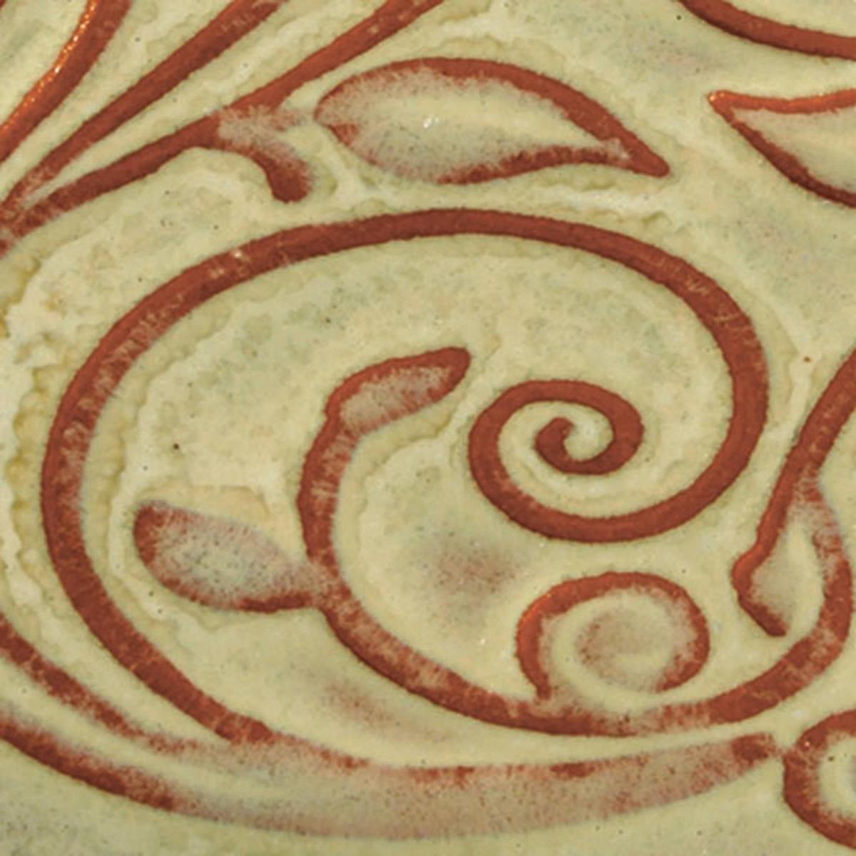venta de esmalte para cerámica amaco opalenscent O-30 Autum leaf baja temperatura