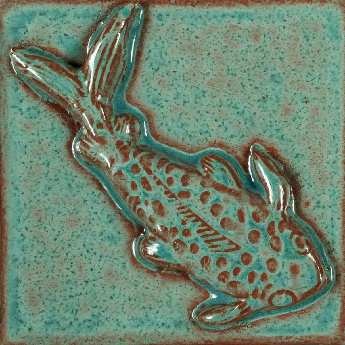 venta de esmalte para cerámica amaco textured alligator Lt-22 tahitian blue baja temperatura