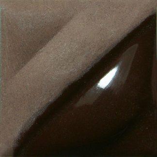 venta de esmalte para cerámica amaco velvet V-314 chocolate brown bajo esmalte