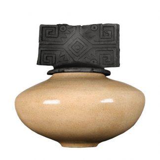 venta de esmalte especializados para cerámica amaco raku R-10 clear crackle baja temperatura