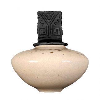 venta de esmalte especializados para cerámica amaco raku R-11 white crackle baja temperatura