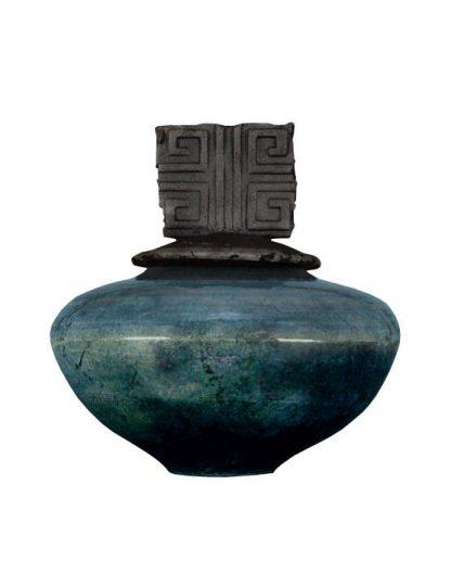 venta de esmalte especializados para cerámica amaco raku R-12 bluebell baja temperatura