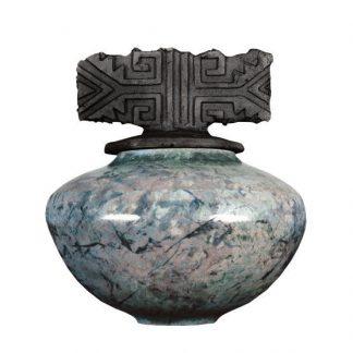 venta de esmalte especializados para cerámica amaco raku R-14 smokey lilac baja temperatura