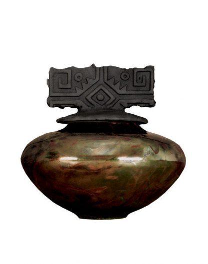 venta de esmalte especializados para cerámica amaco raku R-18 lustrous copper baja temperatura