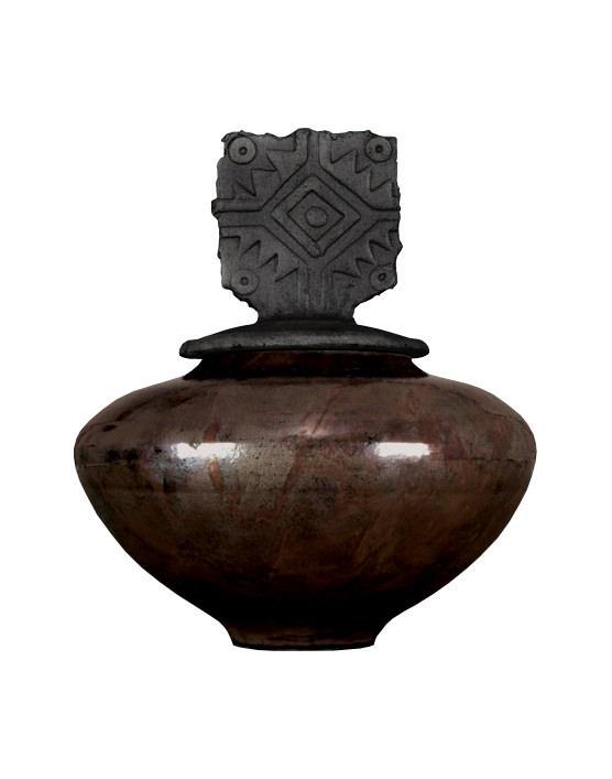 venta de esmalte especializados para cerámica amaco raku R-19 copper matte baja temperatura