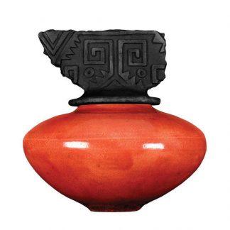 venta de esmalte especializados para cerámica amaco raku R-20 red crackle baja temperatura