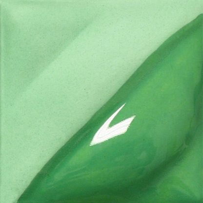 venta de esmalte para cerámica amaco velvet V-354 leaf green bajo esmalte