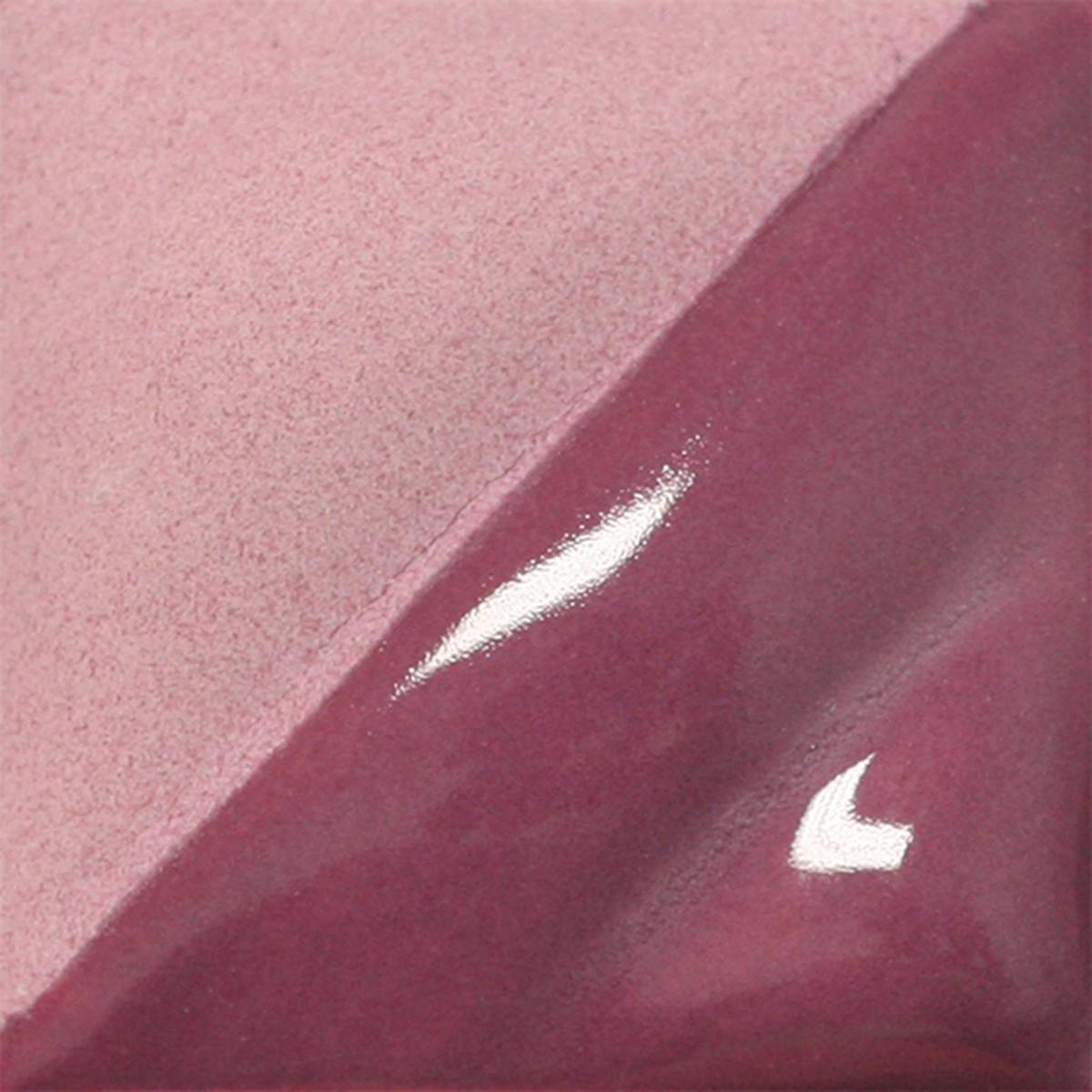 venta de esmalte para cerámica amaco velvet V-371 rosy mauve bajo esmalte