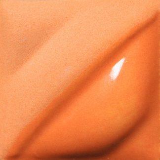 venta de esmalte para cerámica amaco velvet V-384 real orange bajo esmalte