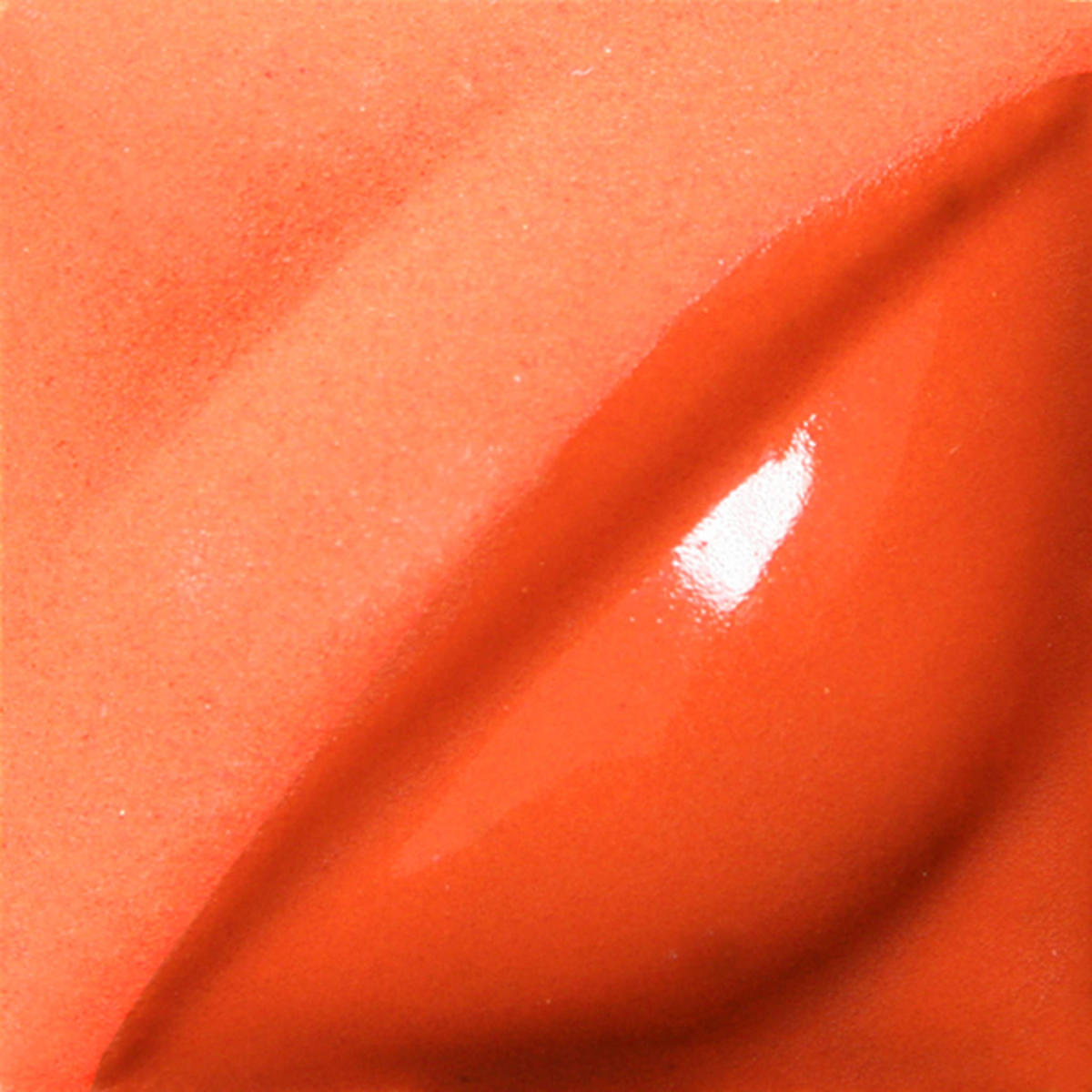 venta de esmalte para cerámica amaco velvet V-389 flame orange bajo esmalte